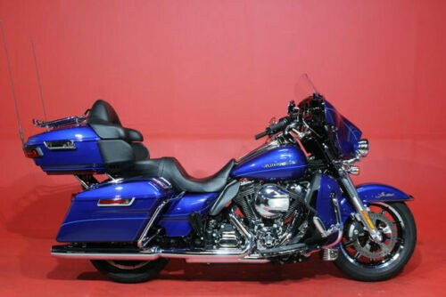 2015 Harley-Davidson Touring ULTRA LIMITED LOW Blue craigslist