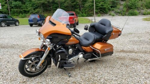 2015 Harley-Davidson Touring Whiskey amber/ black for sale craigslist