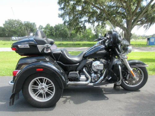 2015 Harley-Davidson Trike Tri Glide® Ultra Black for sale craigslist