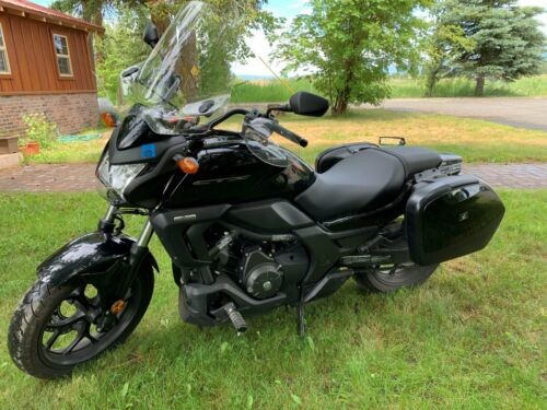 2015 Honda 700 CTXn Black for sale