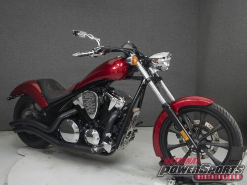 2015 Honda Fury VT1300CX MAGNA RED craigslist