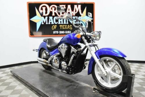 2015 Honda Stateline - VT1300CR -- Blue for sale craigslist