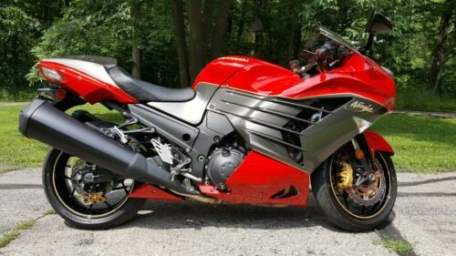 2015 Kawasaki Ninja ZX-14R ABS Red for sale