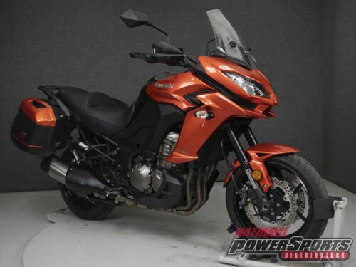 2015 Kawasaki Versys KLZ1000 1000 LT WABS BURNT ORANGE craigslist