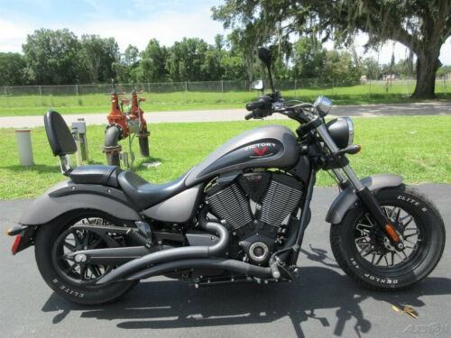 2015 Victory Gunner Black for sale