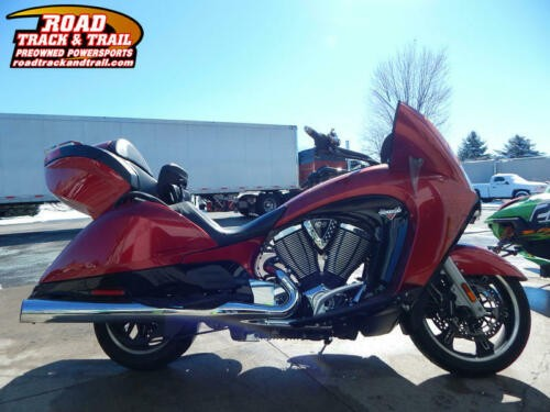 2015 Victory Vision® Tour -- Red for sale