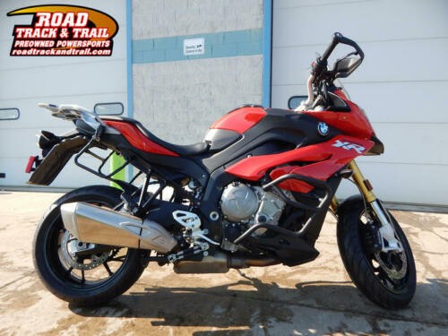 2016 BMW S 1000 XR -- Red craigslist