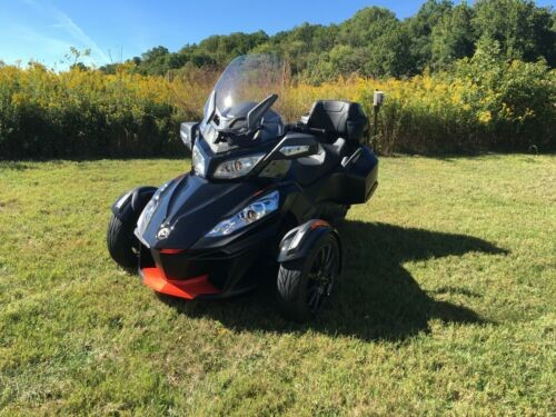 2016 Can-Am Spyder RTS SE6 Special Series Black for sale