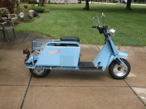2016 Cushman highlander 2 Blue for sale