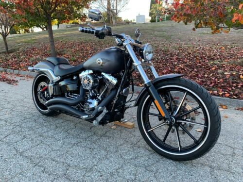 2016 Harley-Davidson Breakout Gray for sale