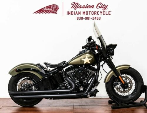 2016 Harley-Davidson FLSS - Softail Slim® S -- Gold for sale craigslist