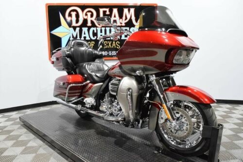 2016 Harley-Davidson FLTRUSE - Screamin Eagle Road Glide Ultra CVO -- Red for sale