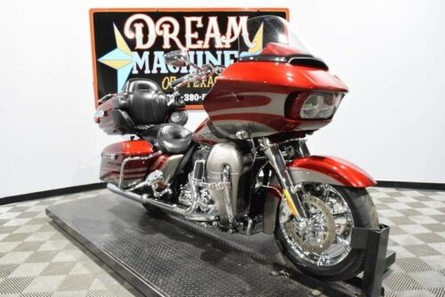 2016 Harley-Davidson FLTRUSE - Screamin Eagle Road Glide Ultra CVO -- Red for sale craigslist