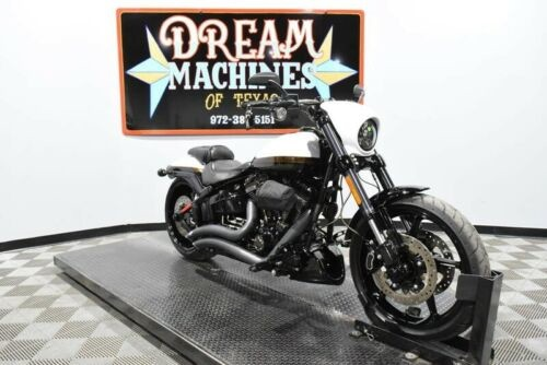 2016 Harley-Davidson FXSE - Screamin Eagle Pro Street Breakout CVO -- White for sale craigslist