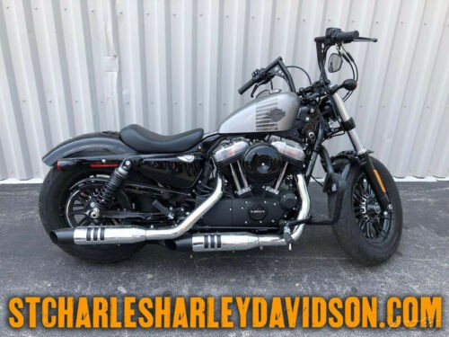 2016 Harley-Davidson Sportster XL1200X - Forty-Eight Billet Silver for sale craigslist