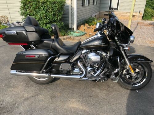 2016 Harley-Davidson Touring Black Quartz for sale craigslist