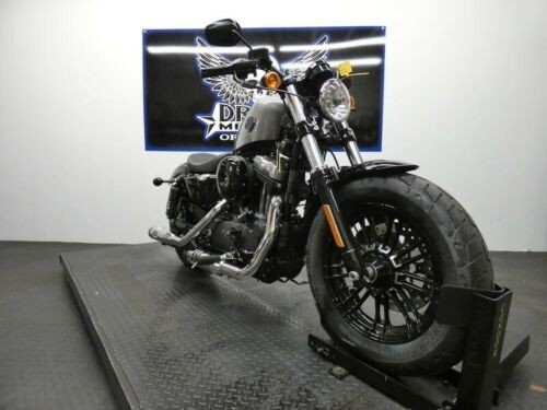 2016 Harley-Davidson XL1200X - Sportster Forty-Eight -- Silver craigslist