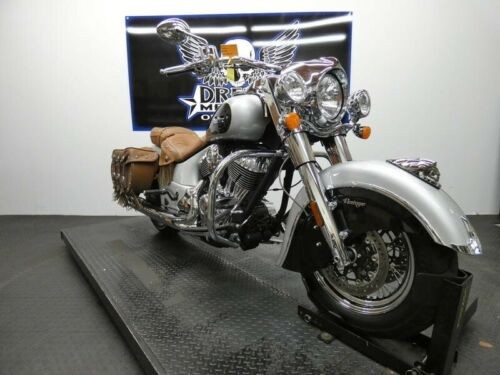 2016 Indian Chief Vintage Star Silver and Thunder Black -- Silver craigslist