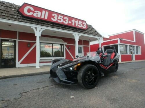 2016 Polaris Slingshot Black for sale