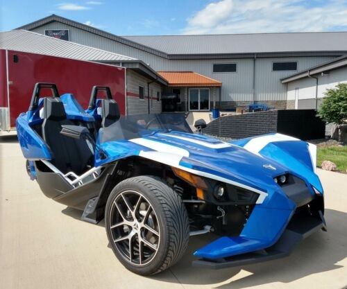 2016 Slingshot Slingshot SL LE -- Blue for sale craigslist