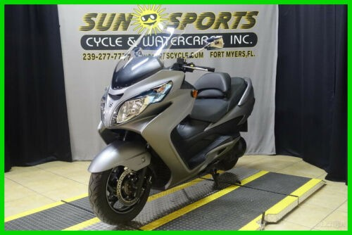 2016 Suzuki Burgman 400 ABS Silver for sale