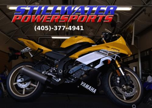2016 Yamaha YZF-R 60th Anniversary Yellow for sale