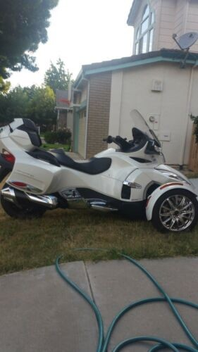 2017 Can-Am Can-AM White for sale