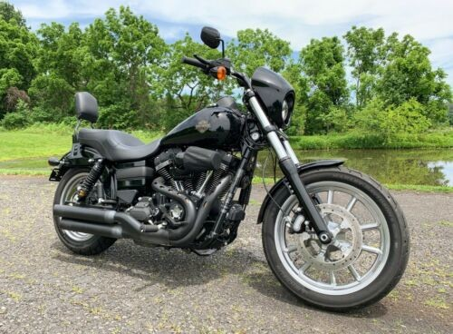 2017 Harley-Davidson Dyna Vivid Black for sale