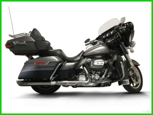 2017 Harley-Davidson FLHTKL ULTRA LIMITED LOW CALL (877) 8-RUMBLE Gray for sale craigslist