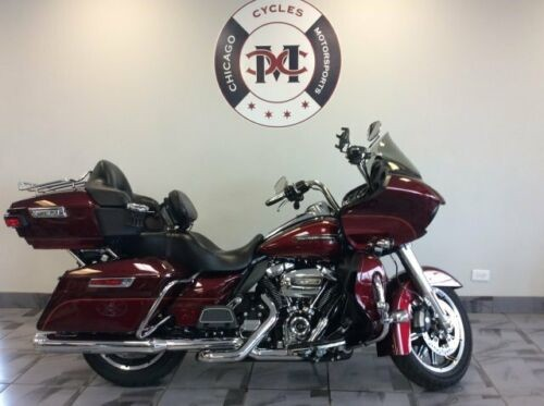 2017 Harley-Davidson FLHTRU ROADGLIDE ULTRA -- Red craigslist