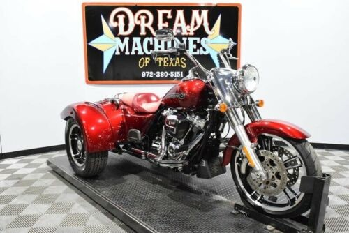 2017 Harley-Davidson FLRT - Freewheeler Trike -- Red for sale craigslist