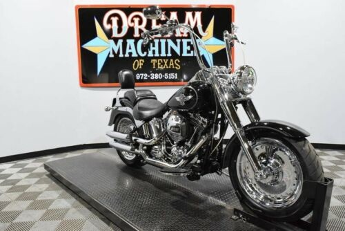 2017 Harley-Davidson FLSTF - Softail Fat Boy -- Black for sale