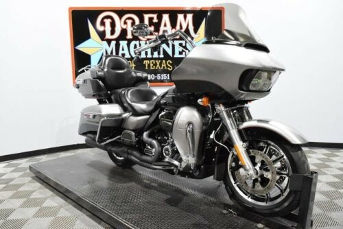 2017 Harley-Davidson FLTRU - Road Glide Ultra -- Silver for sale