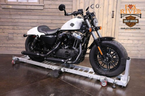 2017 Harley-Davidson Sportster FORTY-EIGHT XL1200X White for sale craigslist