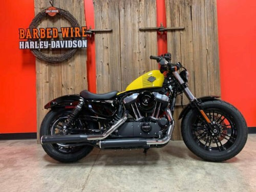 2017 Harley-Davidson Sportster FORTY-EIGHT XL1200X Yellow craigslist