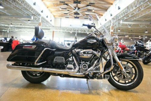 2017 Harley-Davidson Touring ROAD KING FLHR Black for sale craigslist