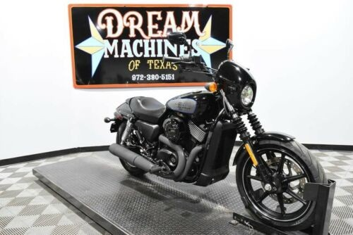 2017 Harley-Davidson XG750 - Street 750 -- Black for sale craigslist