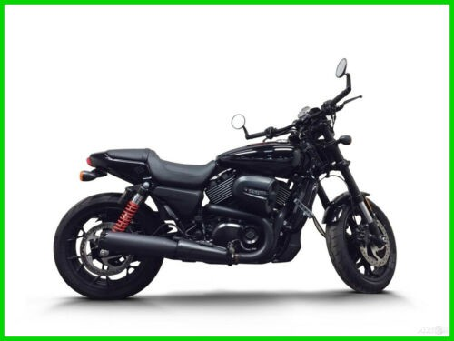 2017 Harley-Davidson XG750A STREET ROD (BLACK) CALL (877) 8-RUMBLE Black for sale craigslist