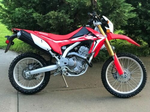 2017 Honda CRF Red White Gray craigslist