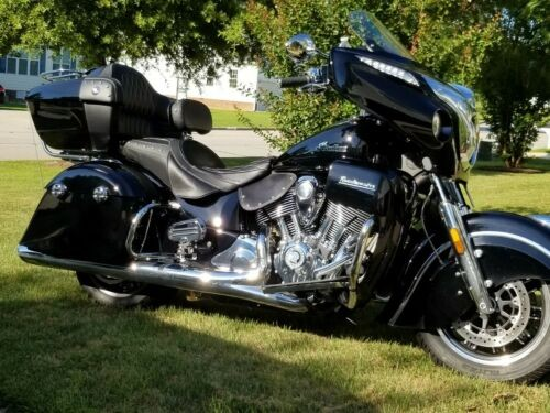 2017 Indian Roadmaster Black for sale