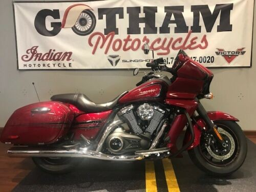 2017 Kawasaki Vulcan Red for sale