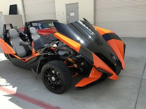 2017 Other Makes Polaris Slingshot SLR Orange for sale