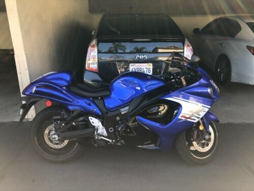 2017 Suzuki Hayabusa Blue and white for sale craigslist
