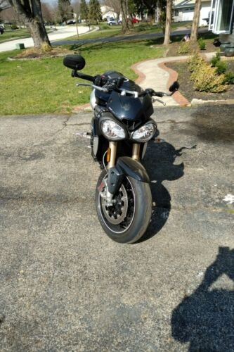 2017 Triumph Speed Triple Black for sale craigslist
