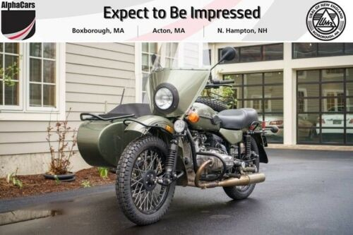 2017 Ural Patrol Green Metallic Green for sale craigslist