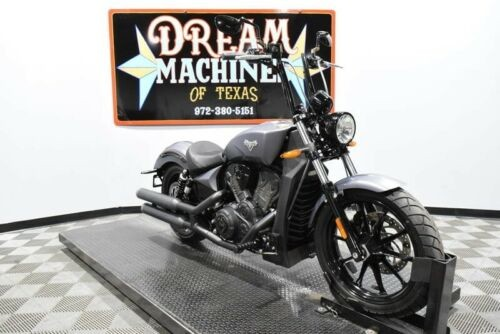 2017 Victory Octane -- Gray for sale craigslist