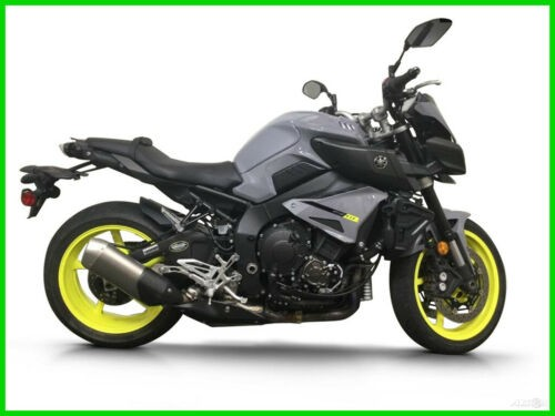 2017 Yamaha FZ CALL (877) 8-RUMBLE Gray craigslist