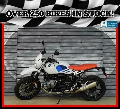 2018 BMW NineT Urban GS X White for sale