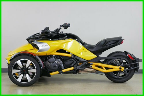 2018 Can-Am F3 S SM6 S SM6 Black for sale craigslist
