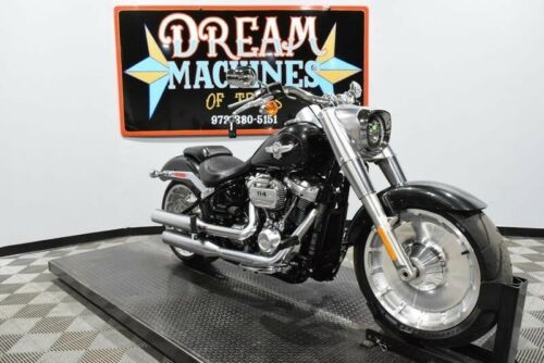 2018 Harley-Davidson FLFBS - Softail Fat Boy 114 -- Gray craigslist